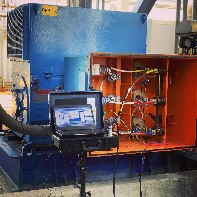 motor tester service bay area