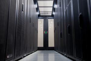 HCTC Data Center Racks