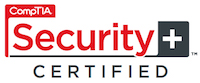 CompTIA Security + Certified