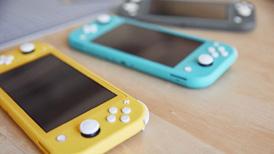 Christmas gift idea: Nintendo Switch Lite