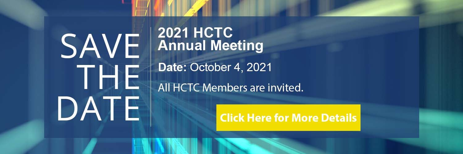 HCTC 2021 Annual Meeting