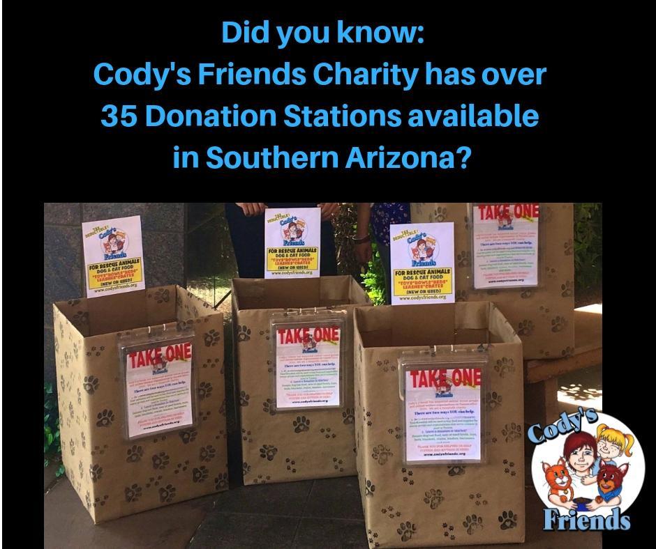 Cody's Friends Charity