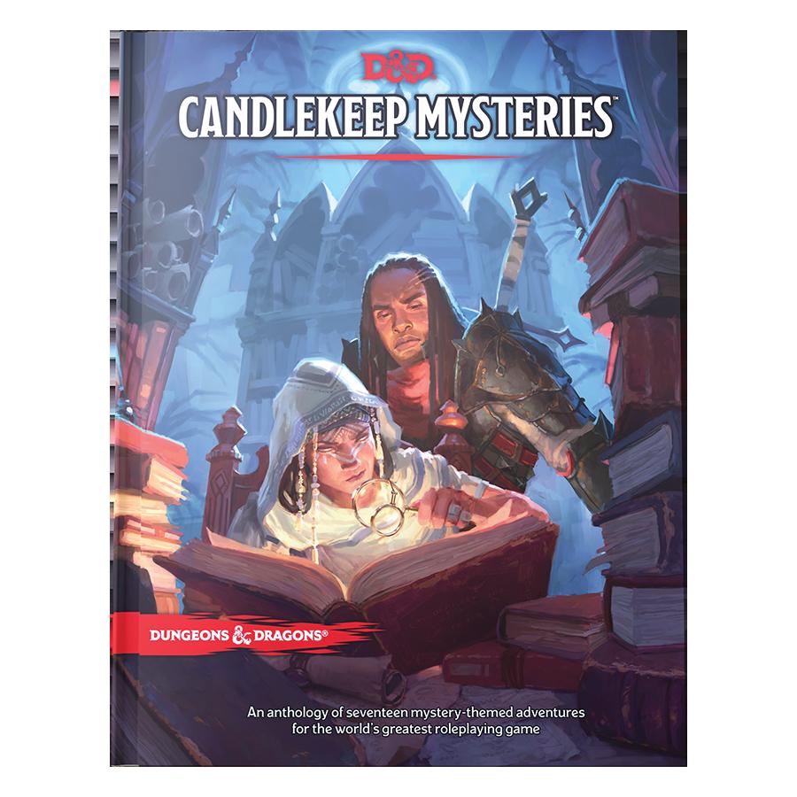D&D 5e: Candlekeep Mysteries