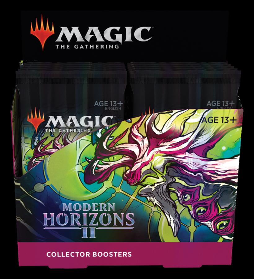 Magic Collectors Booster Box: Modern Horizons 2