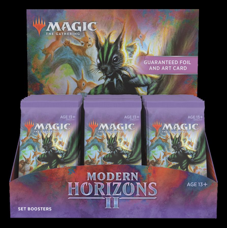 Magic Set Booster Box: Modern Horizons 2