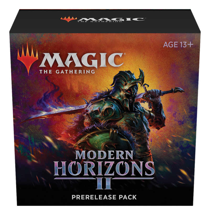 Magic Prerelease Kit: Modern Horizons 2