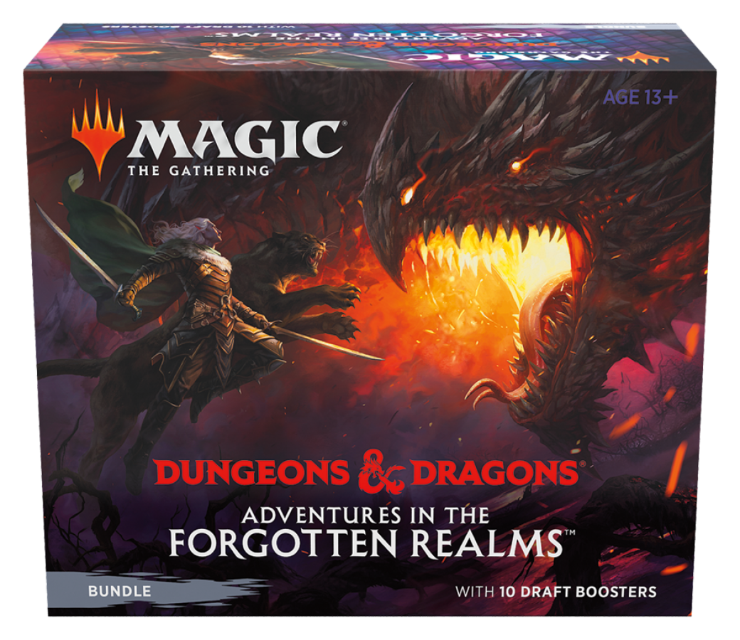 Magic Bundle: Adventures in the Forgotten Realms