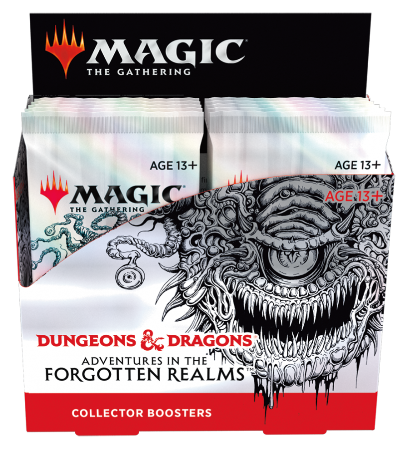 Magic Collectors Booster Box: Adventures in the Forgotten Realms