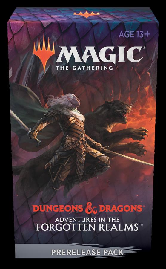 Magic Prerelease Kit: Adventures in the Forgotten Realms