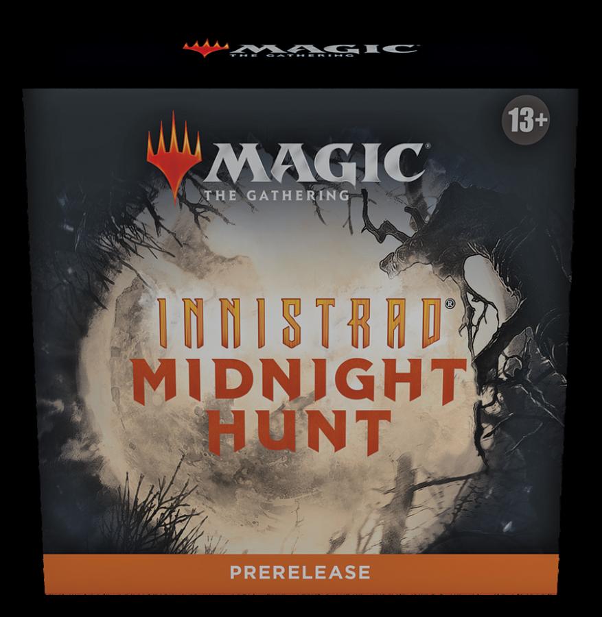 Magic Prerelease Kit: Midnight Hunt