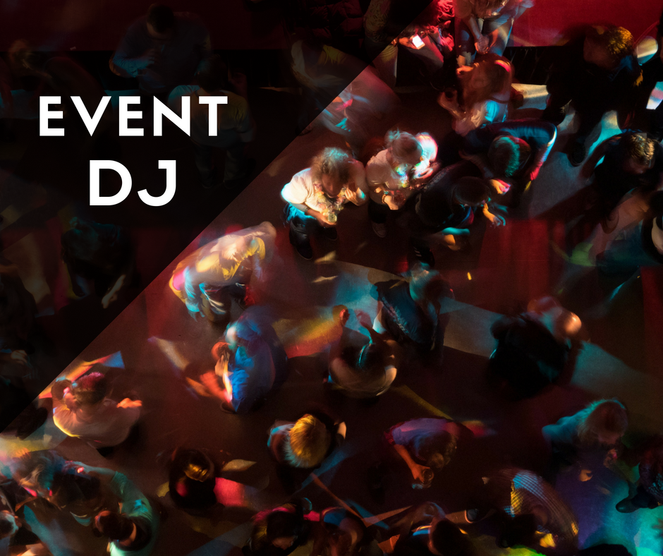 Event DJ Service Milwaukee Great for fundraisers, birthday parties, community events and anniversary parties