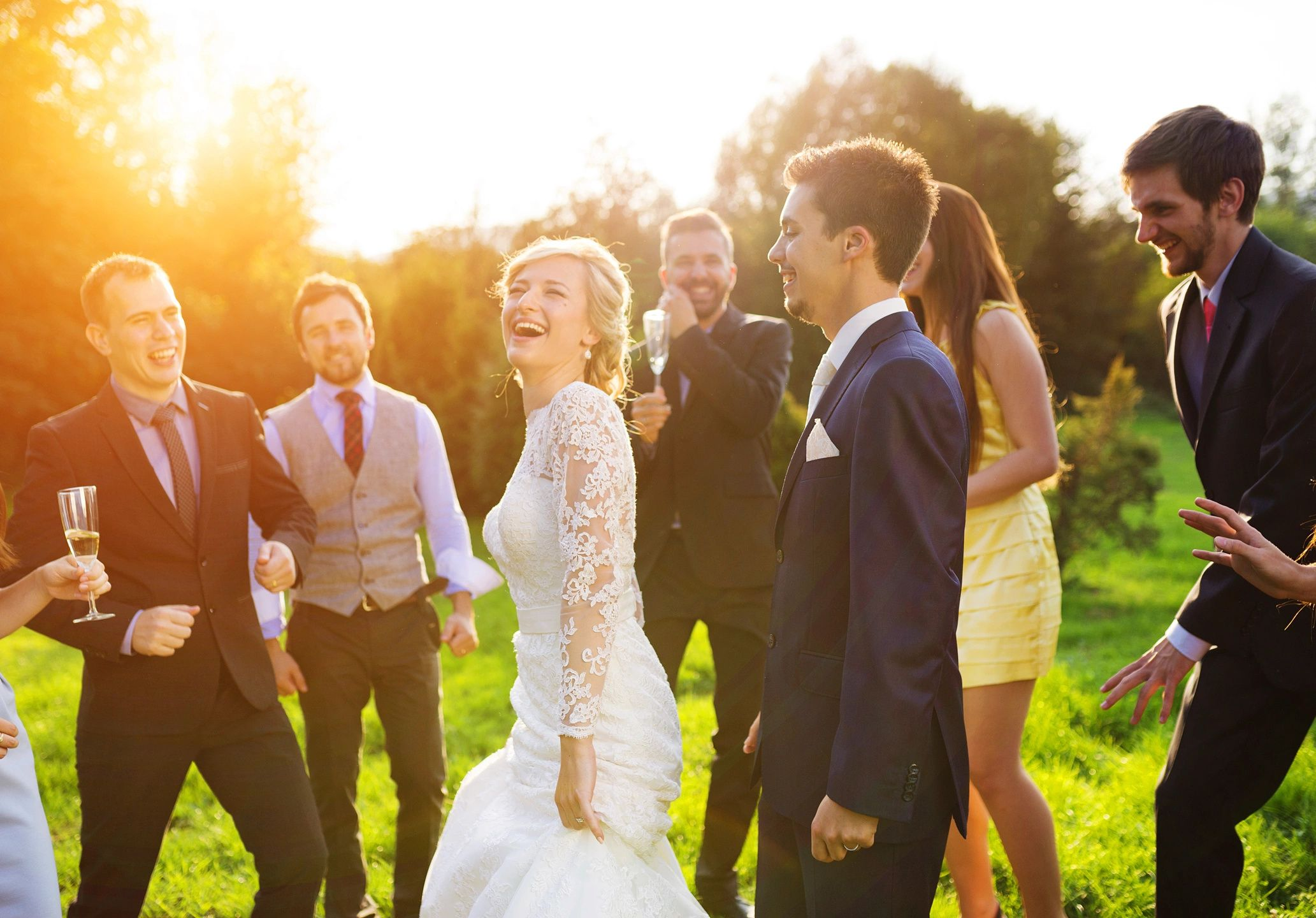Cocktail Hour and DInner Music Tips from Milwaukee Underground Productions Wedding DJ Service