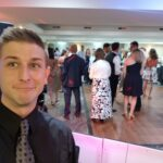 Wedding DJ Chris Troka from MUP DJ's - Milwaukee Underground Productions Wedding DJ Service