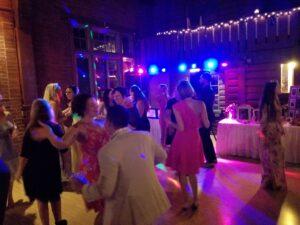 Wedding DJ Best of Weddings winner from The Knot - Milwaukee Underground Productions