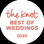 Best of weddings winner 2019 and 2020. an award winning wedding dj company