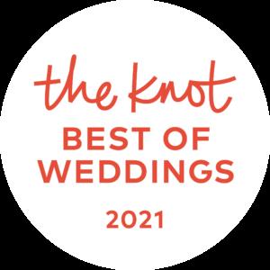 Best of Weddings award 2021 for MUP DJ's | Milwaukee Underground Productions