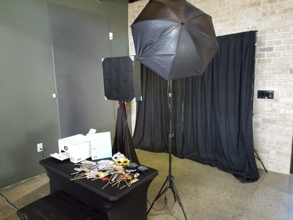 Photo Booth Service from Milwaukee Underground Productions + Wedding DJ