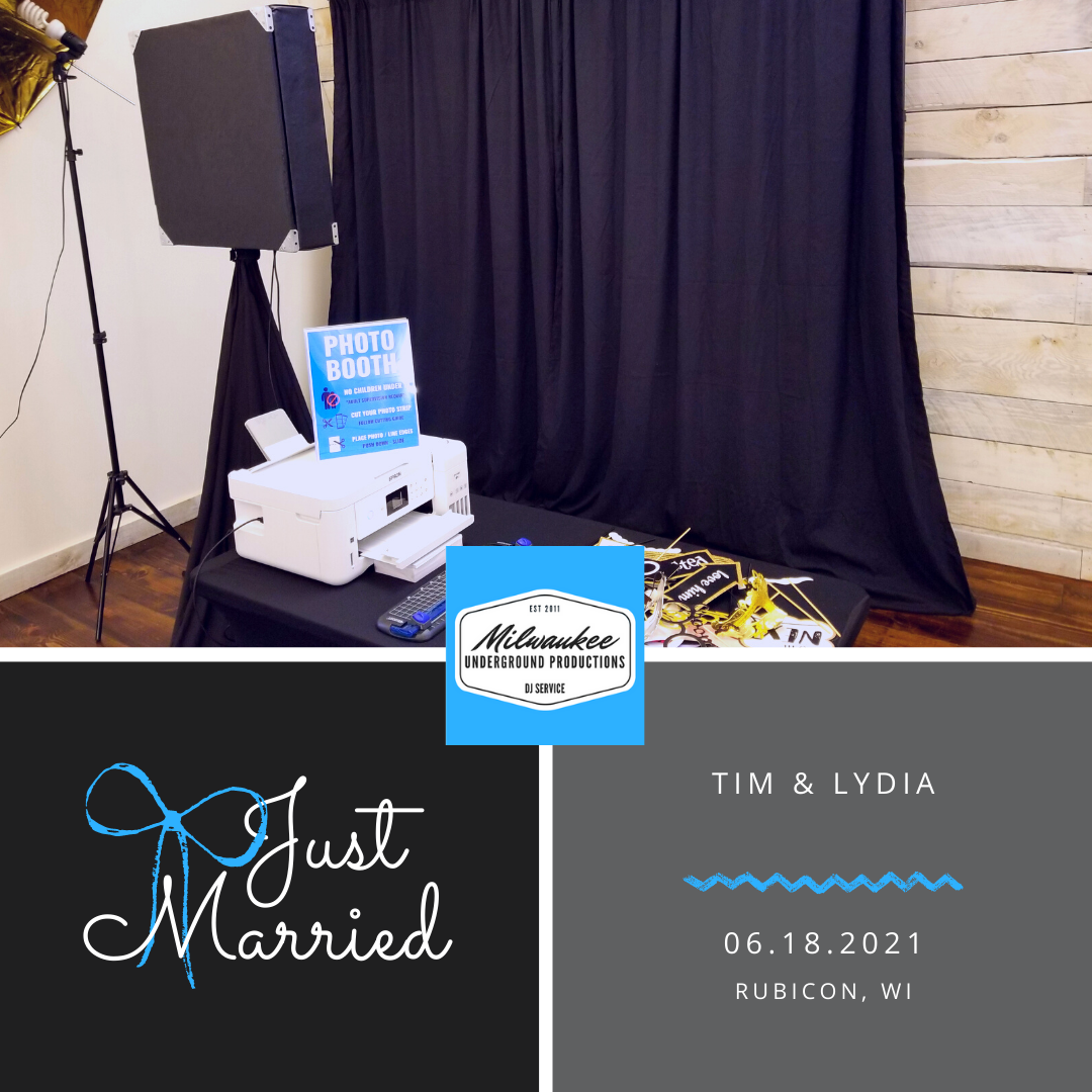 Photo Booth Service at The Bowery from Milwaukee Underground Productions