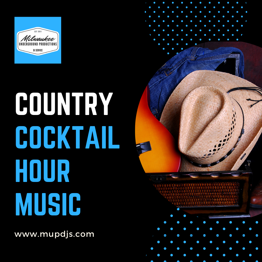 Country Cocktail Hour Wedding Music