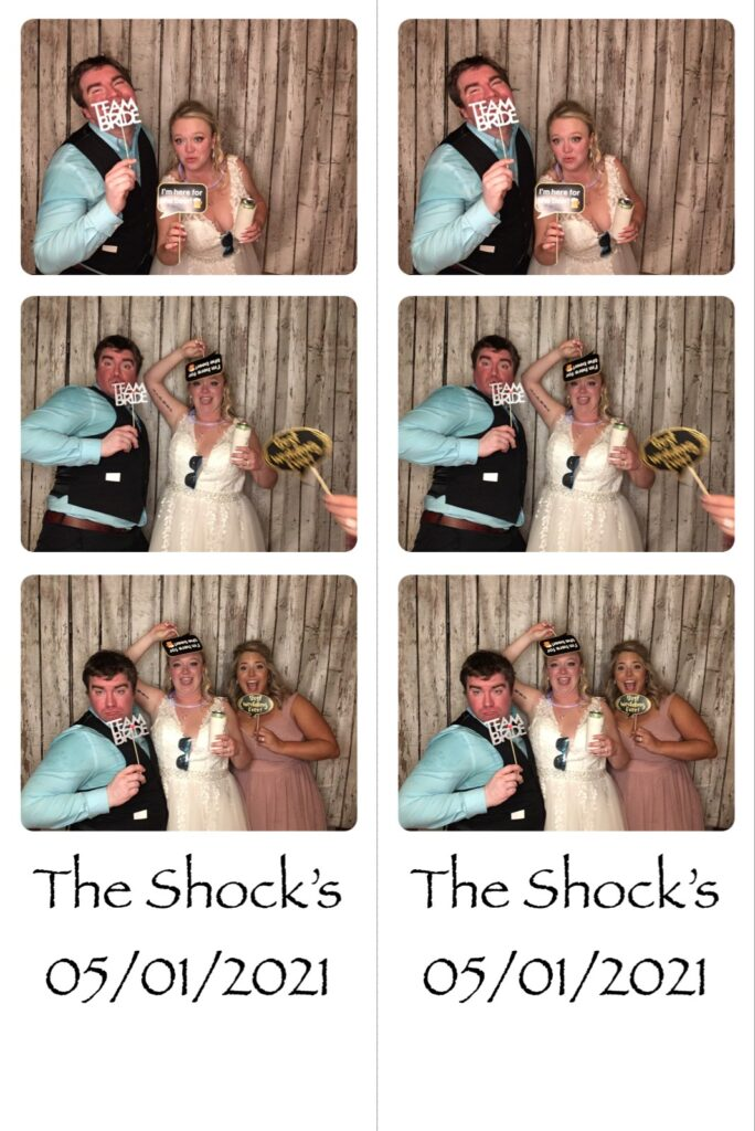 Photo Booth Template MUP DJ's