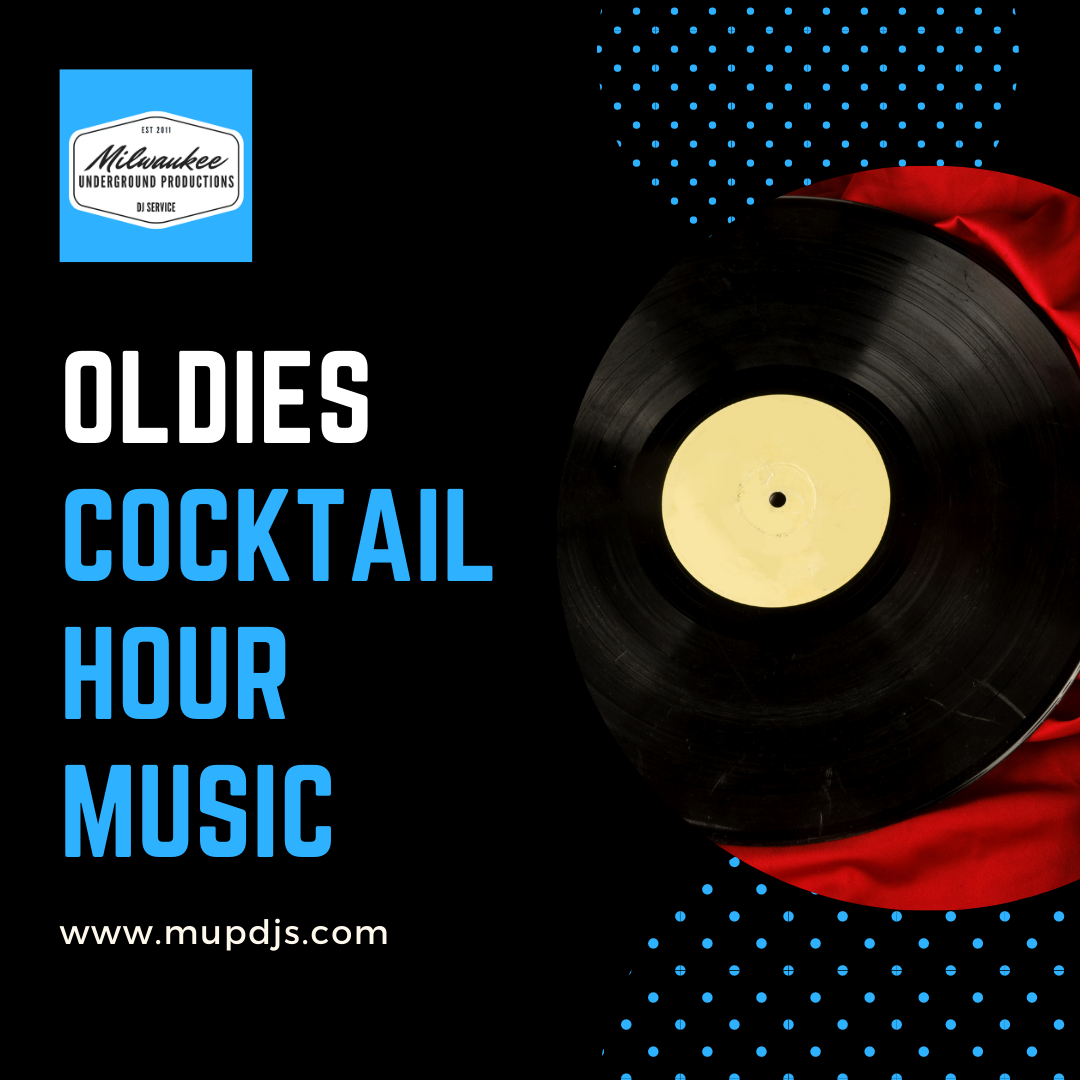 Oldies Cocktail Hour Wedding Music