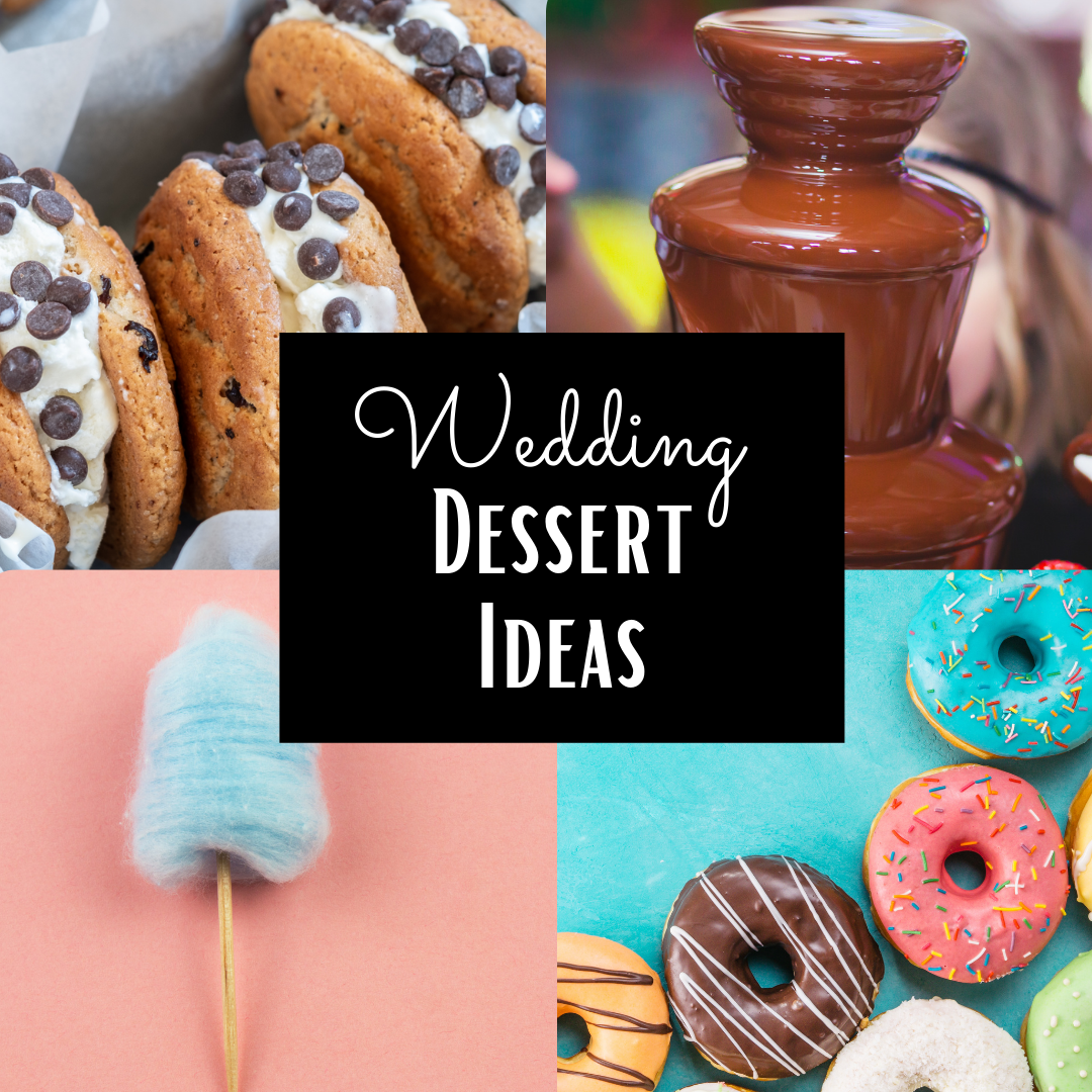 top 7 wedding dessert ideas to wow your guests