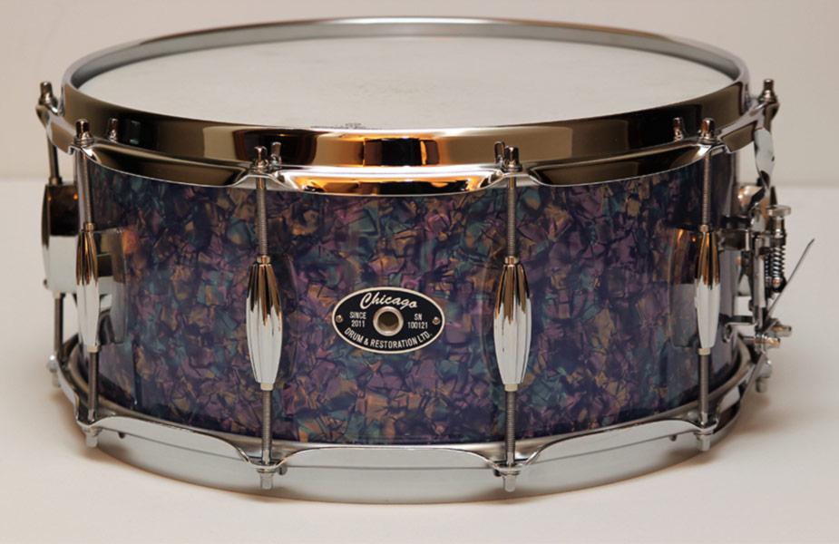 """6-1/2"""" Mediterranean Snare Drum"""