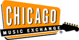 Chicago Music Exchange logo