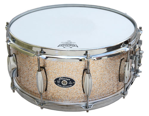 Modern Bermuda Sand Snare Drum
