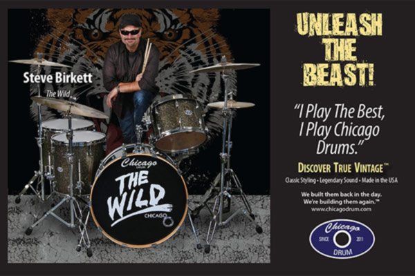 Steve Birkett - Unleash The Beast!