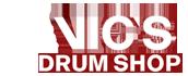 Vic's Drum Shop logo