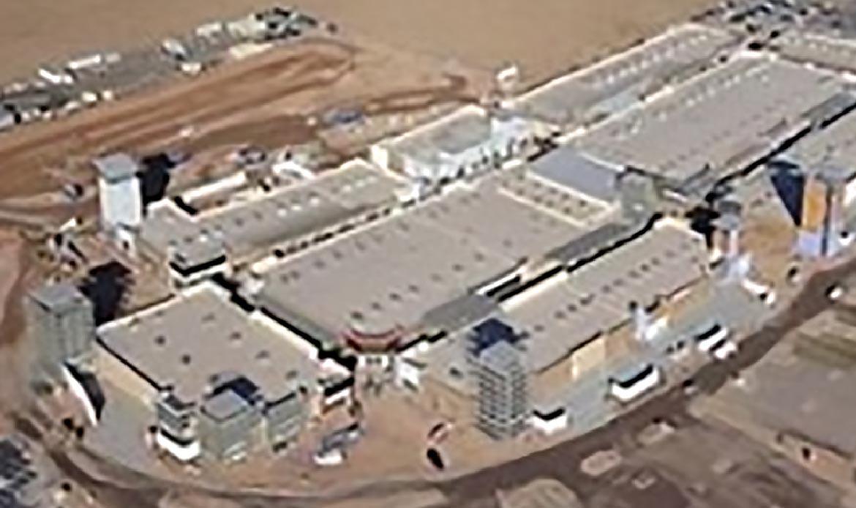 Retail Mall Construction