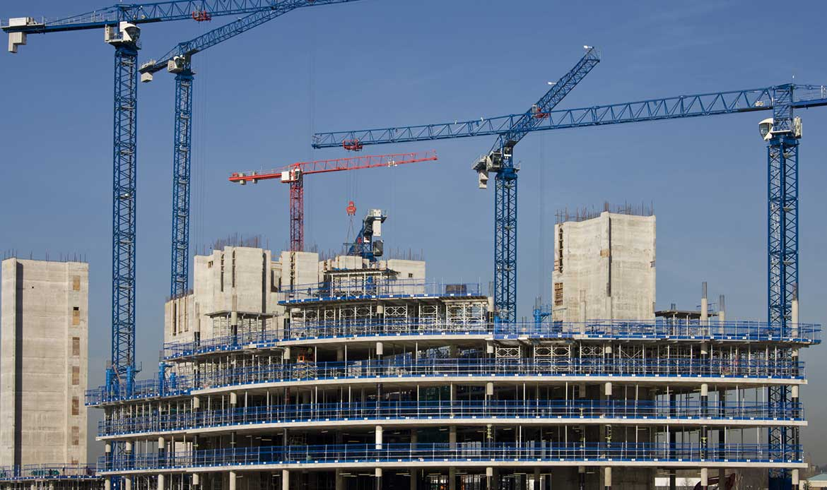 Steel Structural Frames for Commercial Construction - QuickFrames USA