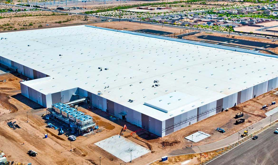 First Solar Manufacturing Facility