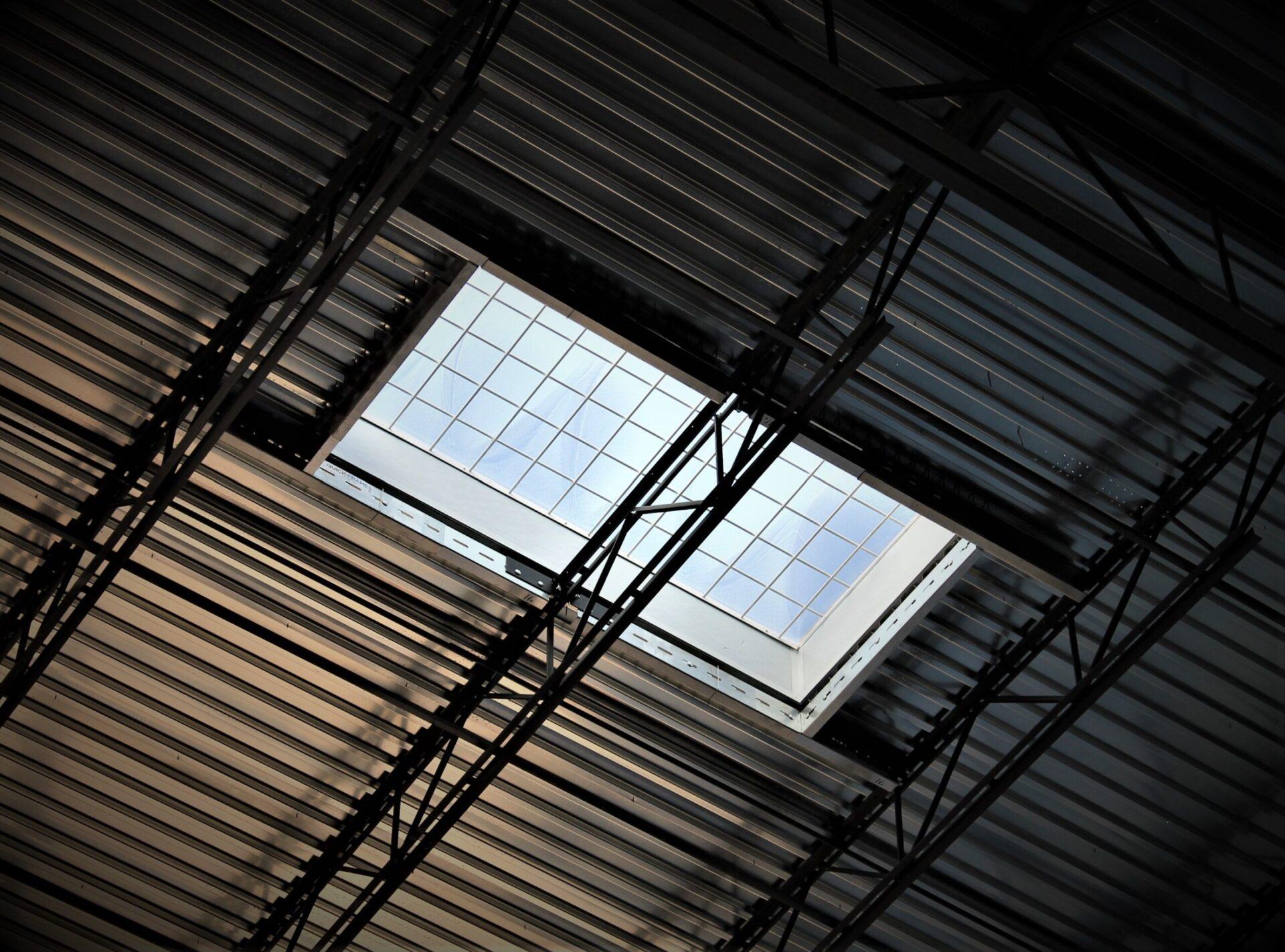 QuickFrames Skylight Installation