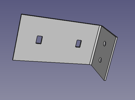 Channel Bolted Hanger - QuickFrames