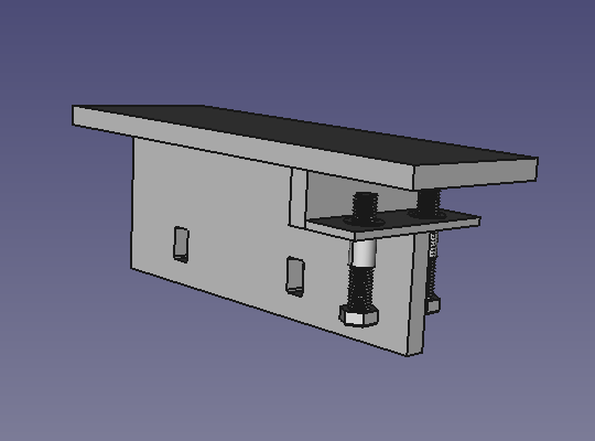 Double Rail Hanger - QuickFrames