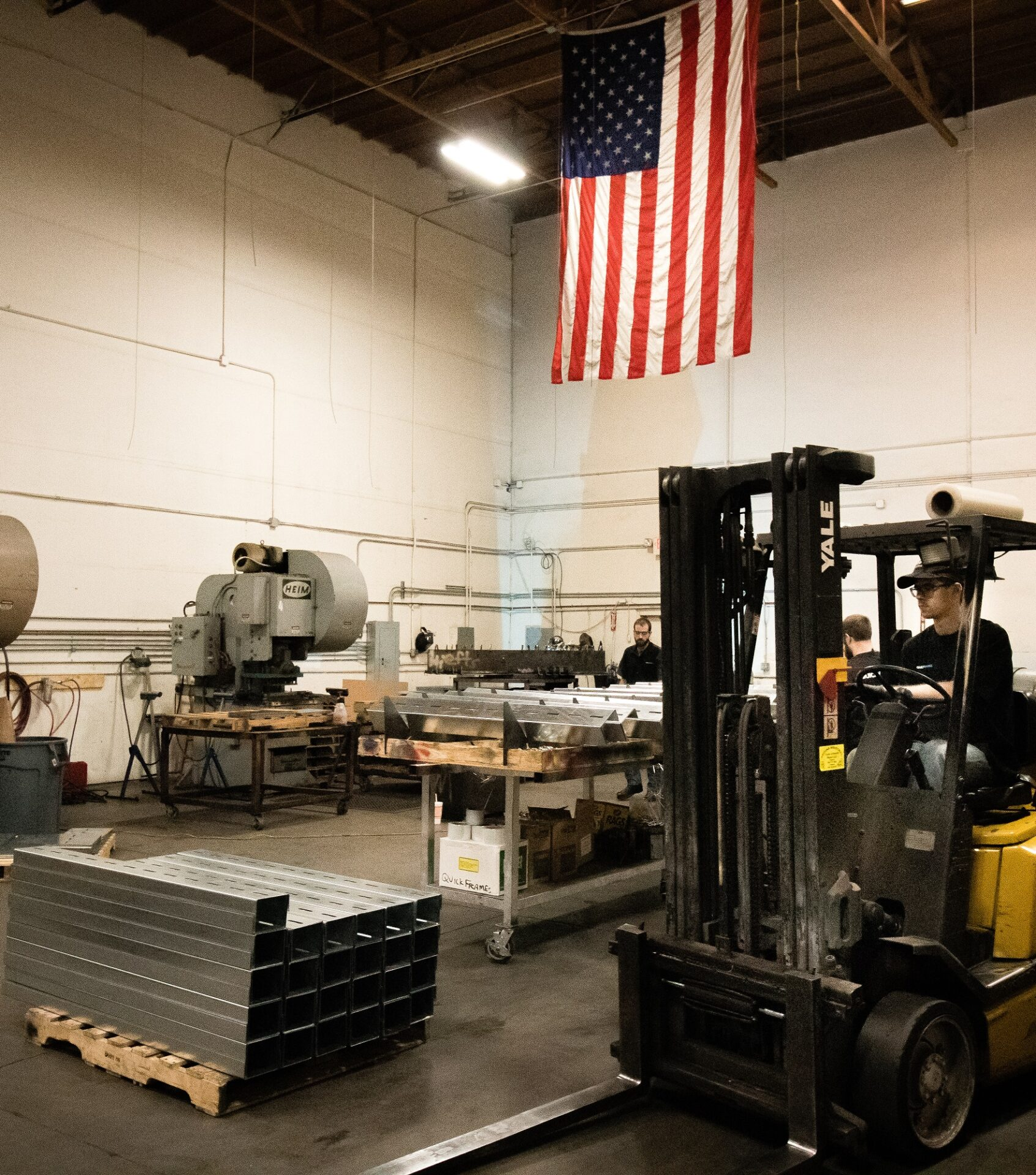 Manufacturing QuickFrames