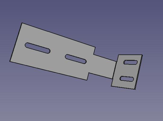PEMB Purlin Bolted hanger - QuickFrames