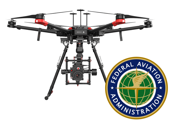 Caulfield & Wheeler Drone UAV Survey Operations