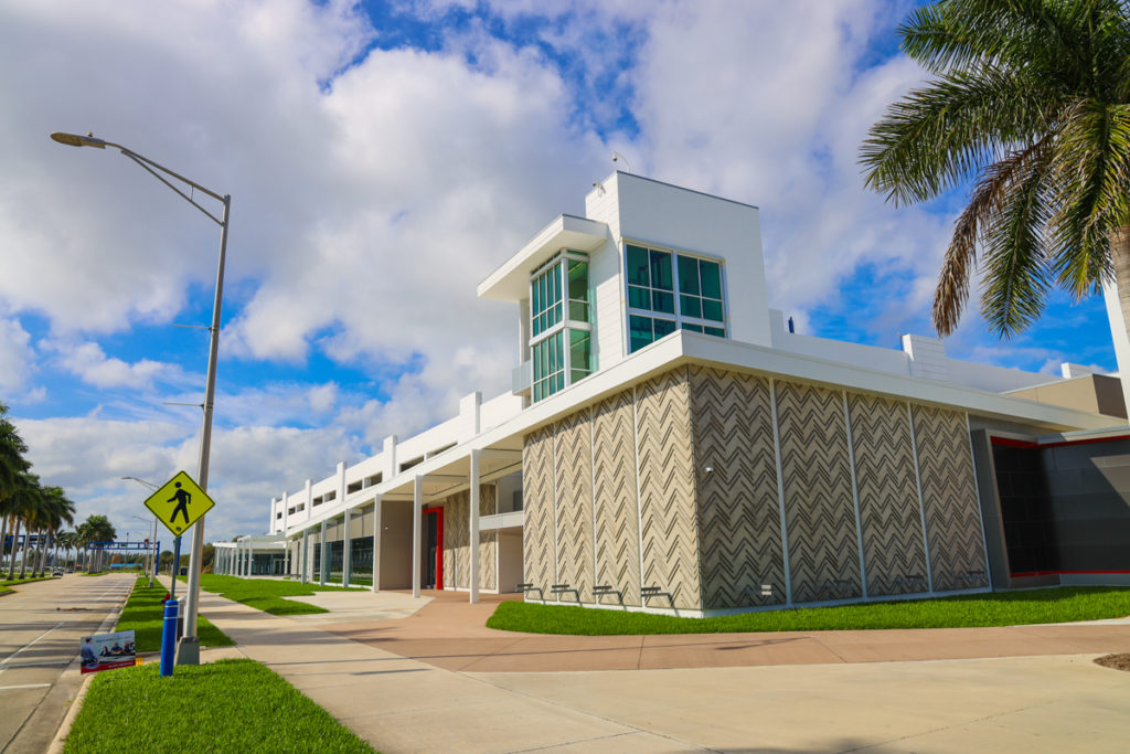 FAU Football Stadium Parking Garage | Boca Raton, FL