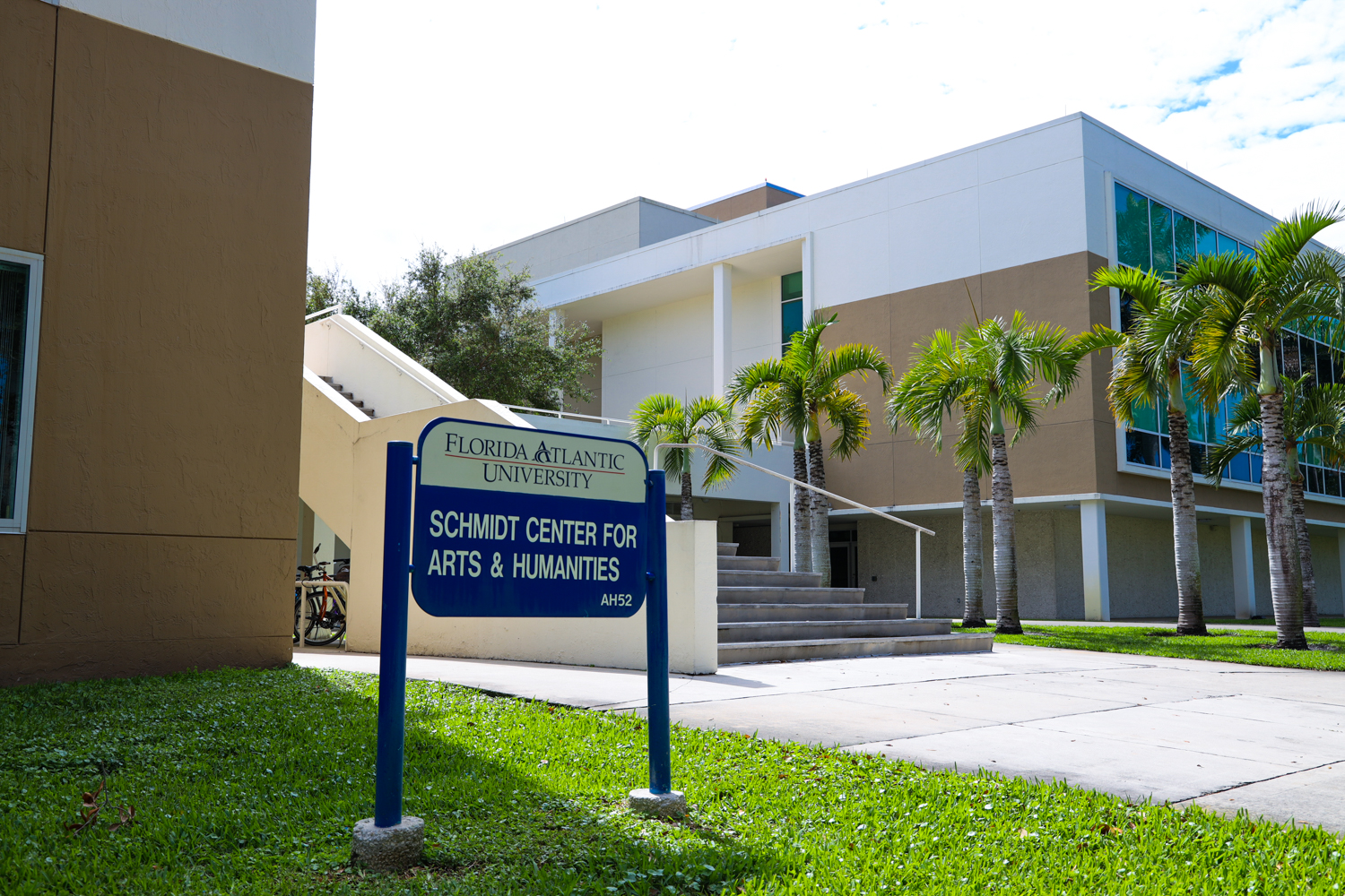 FAU Schmidt Center for Arts & Humanities