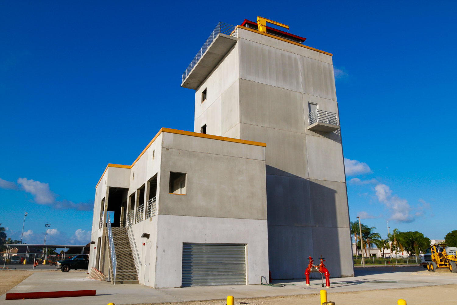 Palm Beach State College Fire Tower