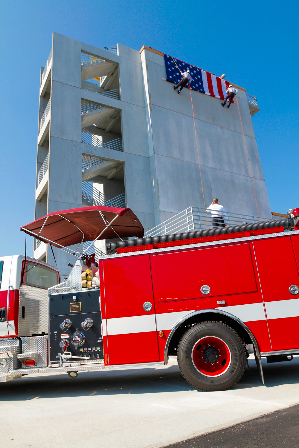 Palm Beach State College Fire Training Facilities
