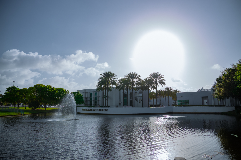 Palm Beach State College Lake
