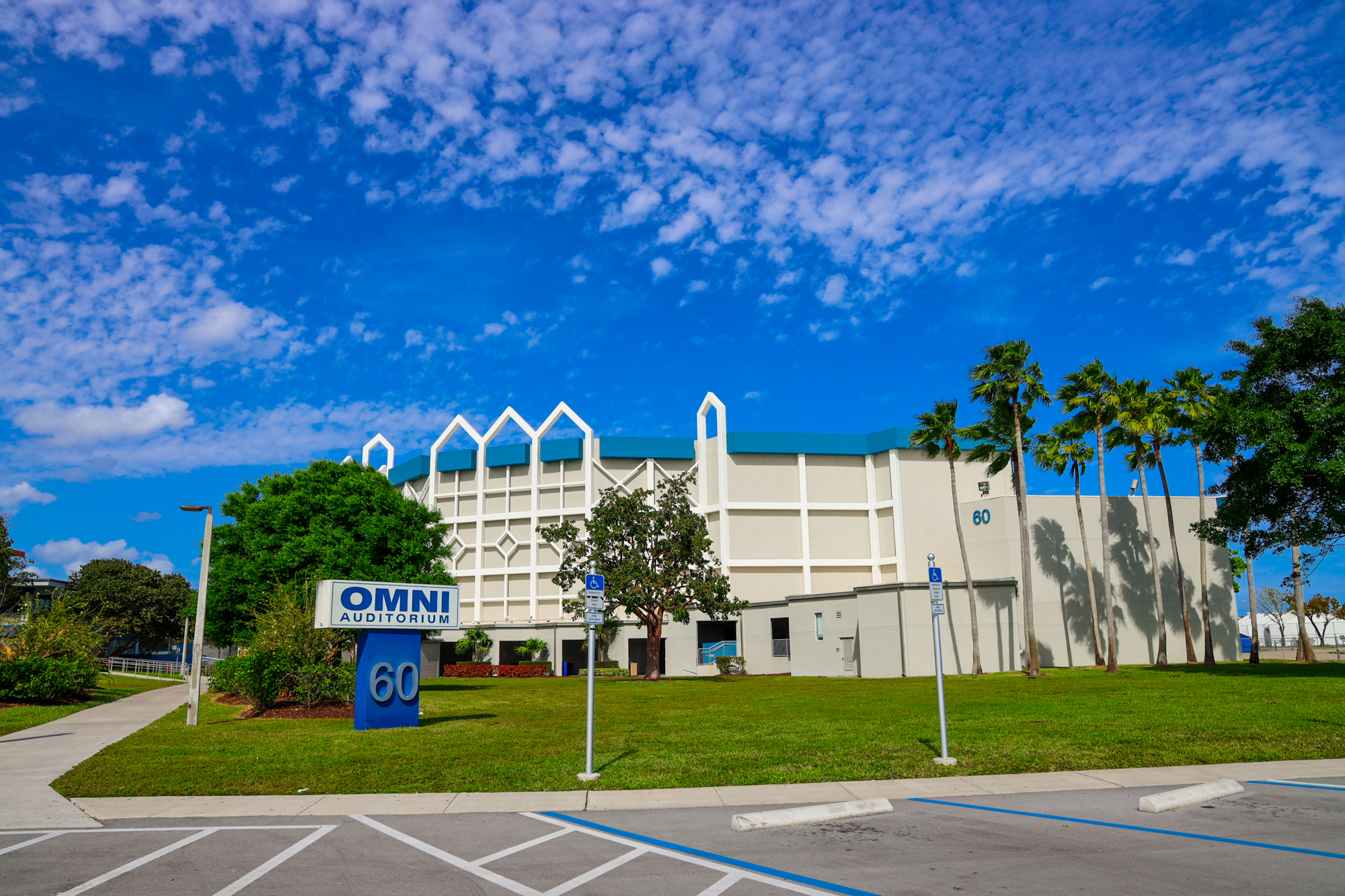 Broward College Omni Auditorium