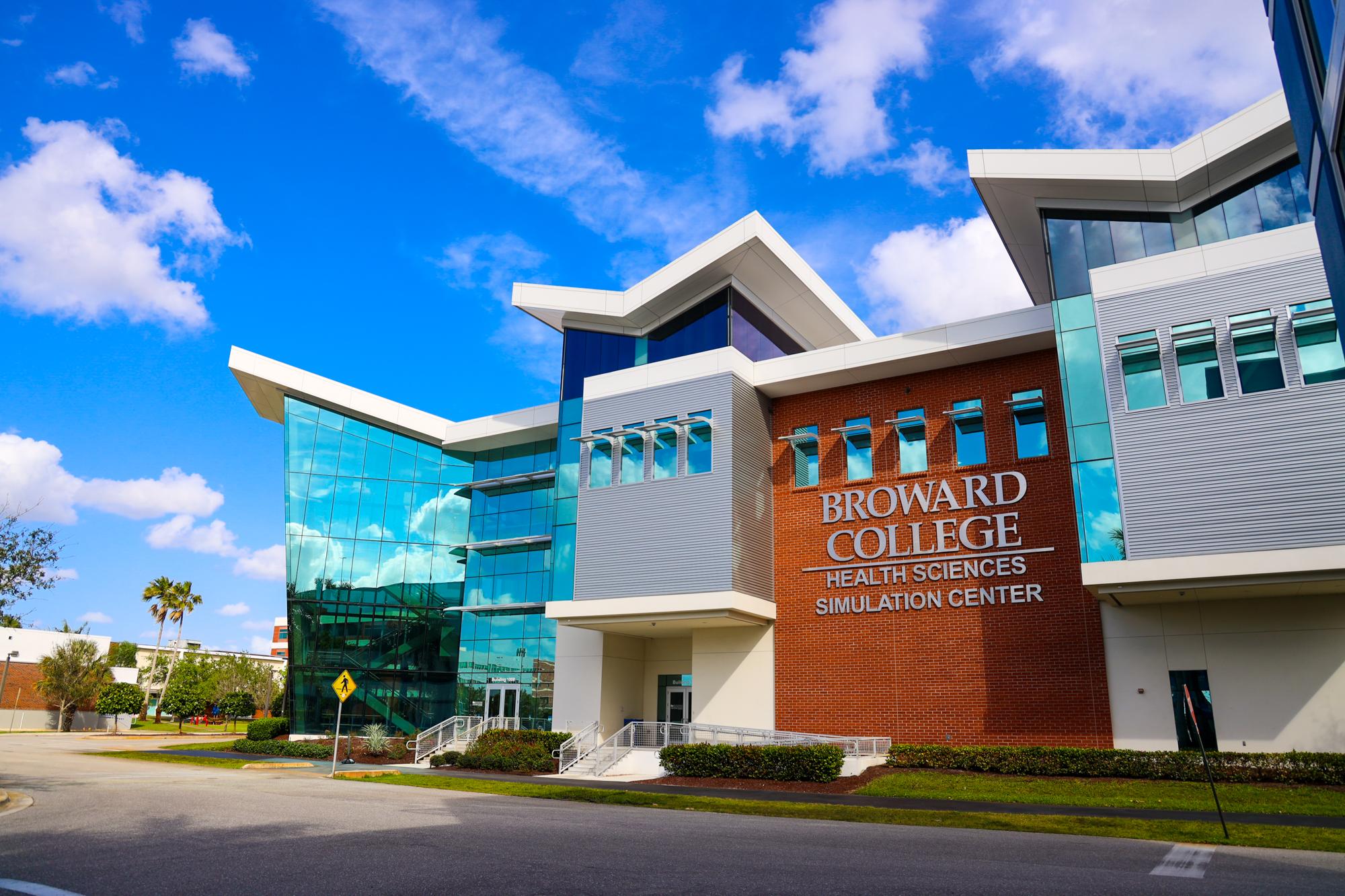 Broward College Health Sciences Simulation Center