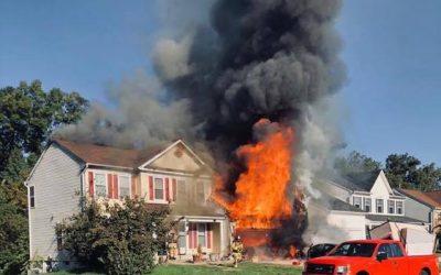 Attached Garage Fire Hazards