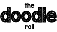 The Doodle Roll Logo