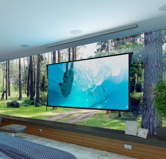 Screen Innovations Retractable Screens